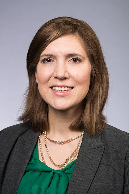 portrait of Julia Maddox