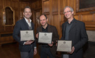 Composers, choreographer win Lillian Fairchild Award for community commitment