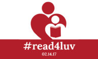 logo with read4luv hashtag