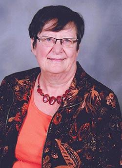 Bernadette Mroz