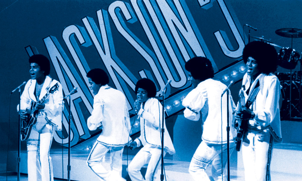 Jackson Five performing