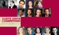 Lotte Lenya honors best in young musical theater talent