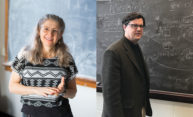 Physics and Astronomy professors awarded research leave fellowships