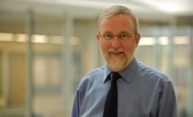 Richard Waugh named interim dean of the faculty of Arts, Sciences & Engineering