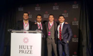 University students finish strong in Hult Prize competition
