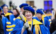 2017 Commencement honorary degree, award recipients announced