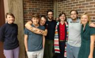 Miriam Kohn '17, Chris Perkins '17 win Pan-American debate tournament