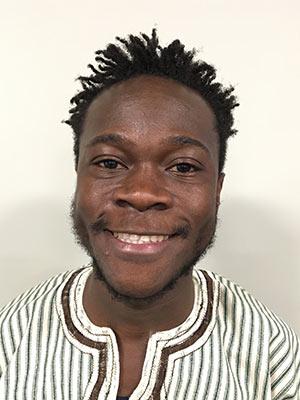 Emmanuel Gweamee '20