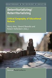 book cover for Deterritorializing/Reterritorializing