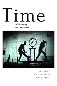book cover for Time: A Vocabulary of the Present