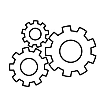 icon of gears