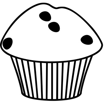 icon of muffin
