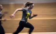 A sprinter's marathon