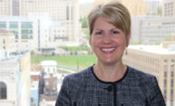 Kellie Anderson named senior associate vice president for Medical Center advancement