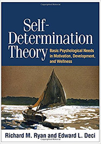 book cover for SELF-DETERMINATION THEORY