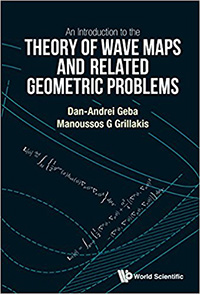 book cover for INTRODUCTION TO THE THEORY OF WAVE MAPS AND RELATED GEOMETRIC PROBLEMS