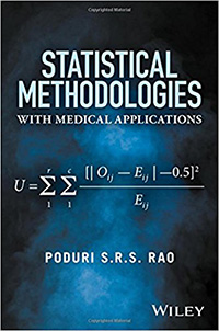 book cover for STATISTICAL METHODOLOGIES WITH MEDICAL APPLICATIONS