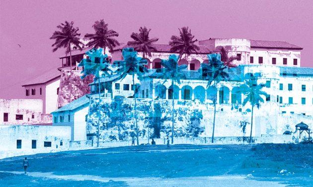 Ghanaian castle