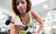 Muscle stem cells may be key to staying strong as we age