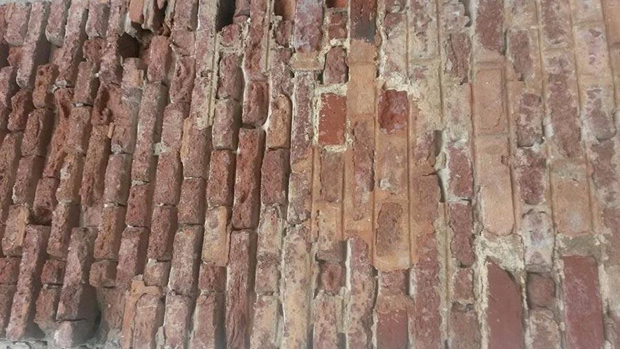 Portuguese bricks.