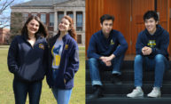 Students' Association leaders share excitement for new year