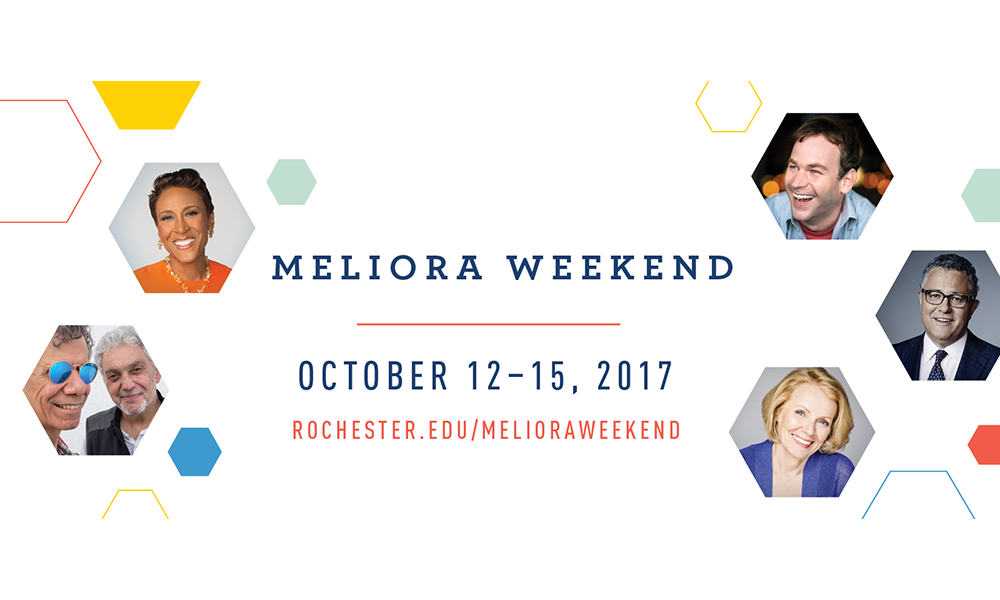 image reads MELIORA WEEKEND OCTOBER 12-15