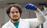 Shape-memory polymers expand with student research