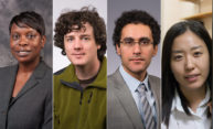 Promising young faculty recognized in Arts, Sciences & Engineering