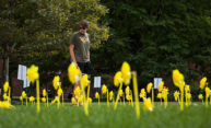National Suicide Prevention Week raises awareness of campus mental health resources