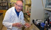 At 85, chemist Donald Batesky makes late-career discovery