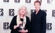 Jacqueline Levine honored with lifetime achievement award by study abroad organization