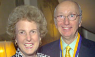$2 million gift from Arnold Lisio '56, '60M (MD) and Anne Lisio endows Italian studies program