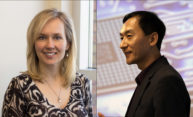 Two University researchers each receive $1.5 million grants