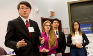 Four University student teams in hunt for Hult Prize