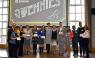Career center partners honored at 2nd annual 'Gwennies'