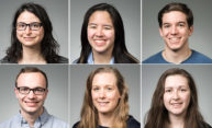 Six Rochester students receive NSF Graduate Research Fellowships