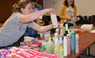 Susan B. Anthony Center donation drive to help victims of human trafficking