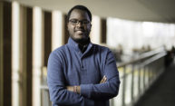 From Rwanda to Rochester in one 'serendipitous' moment
