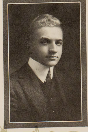 archival photo of Lawrence Atkins