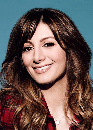 photo Nasim Pedrad