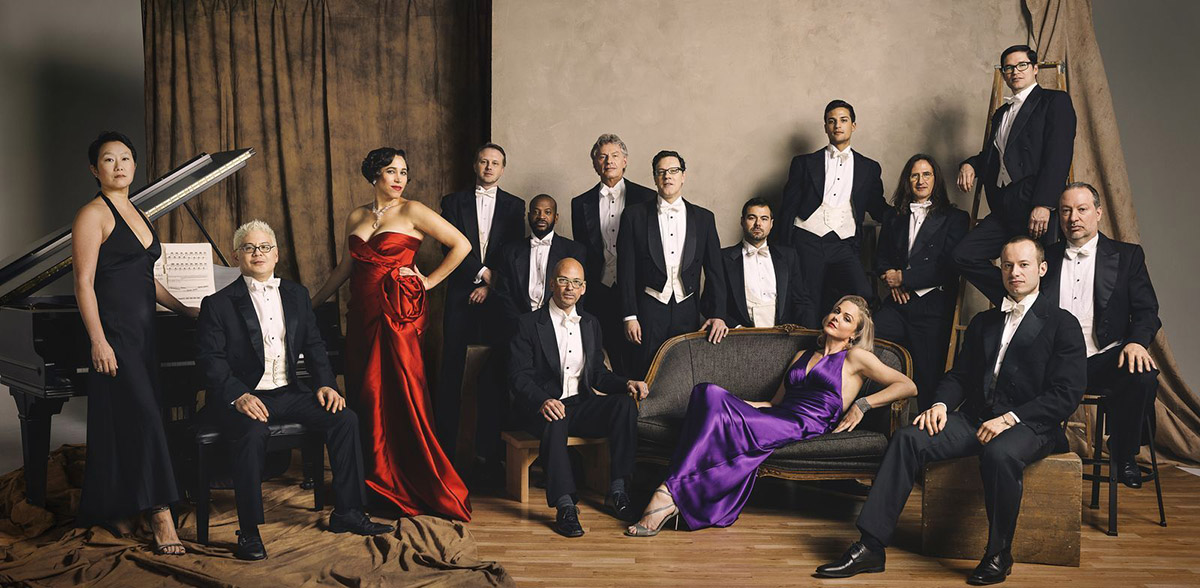 photo of the band Pink Martini