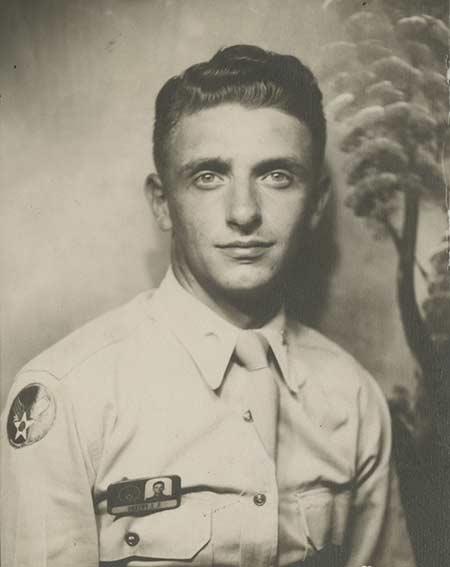 historical photo of Spiro Peters