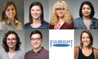 Seven Rochester students accept prestigious Fulbright grants