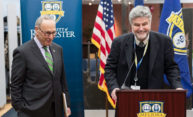 Schumer and Gillibrand announce $80 million for LLE in Senate bill