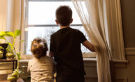 Strong sibling bond protects against negative effects of fighting parents