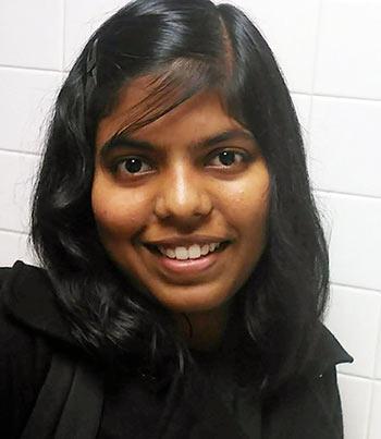 photo of Pooja Priya '20