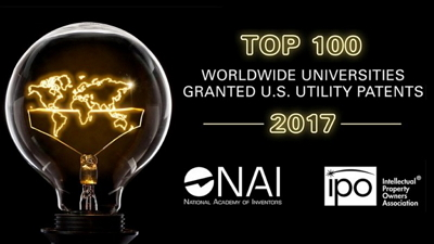 logi image for the top 100 ranking of the NAI