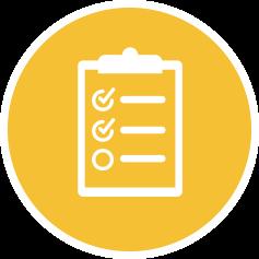 graphic of a checklist