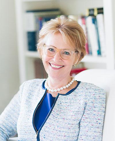 portrait of Diane Ambler