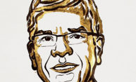 Former economics professor Paul Romer receives Nobel Prize